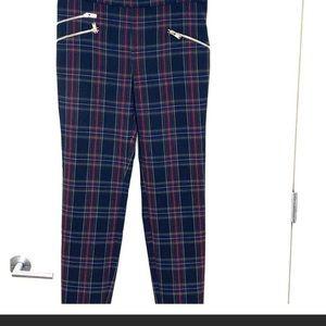 Zara side zip pants!